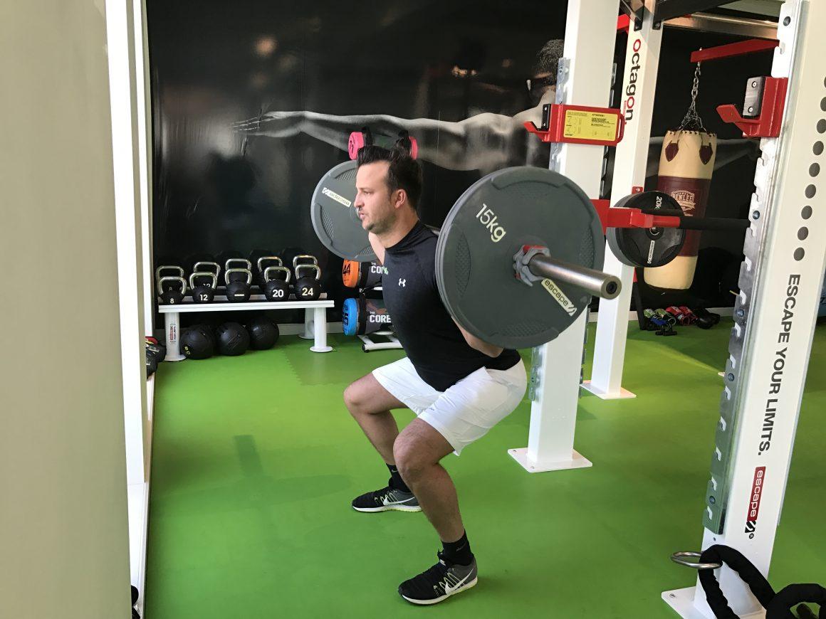 Kenneth Van Daele, fitnessinstructeur