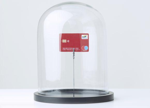 De bankkaart